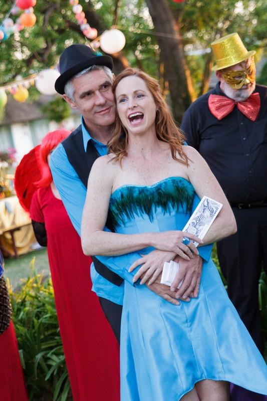 Brett and Angie Gypsy wedding