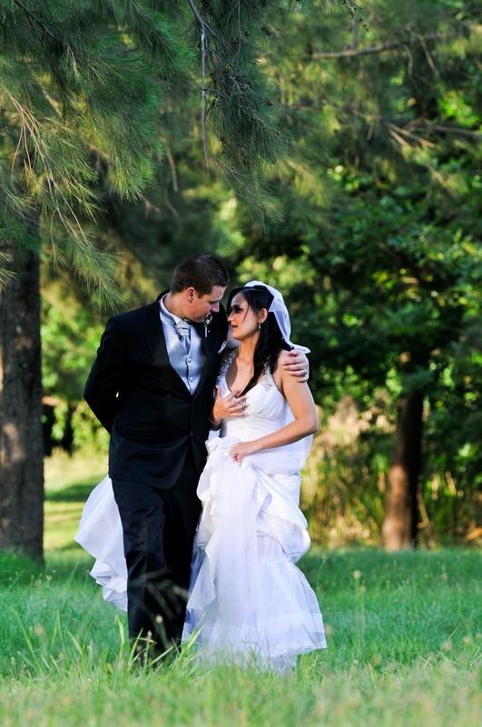Etienne & Lauren Wedding 6Dec2012