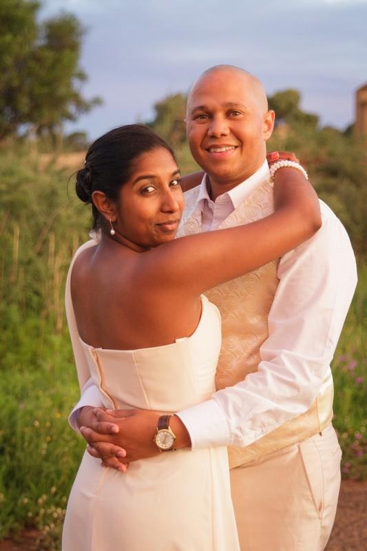 Dalton and Chezney wedding Corkwood