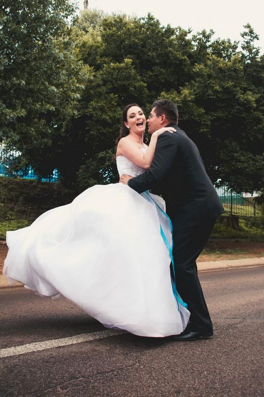 Natanja en Lu-andre wedding